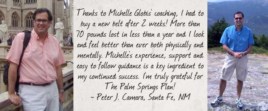 Testimonial for The Palm Springs Plan